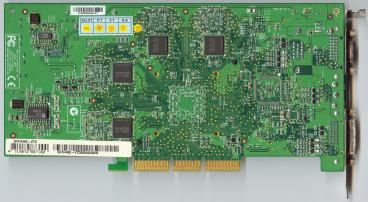 MSI GeForce4 Ti 4400 (back side)