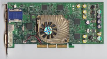 MSI GeForce4 Ti 4600 (front side)