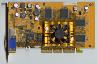 Prolink GeForce2 Ti (front side)